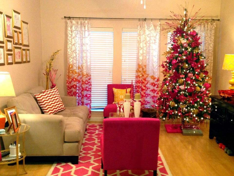 Pink Rug Room