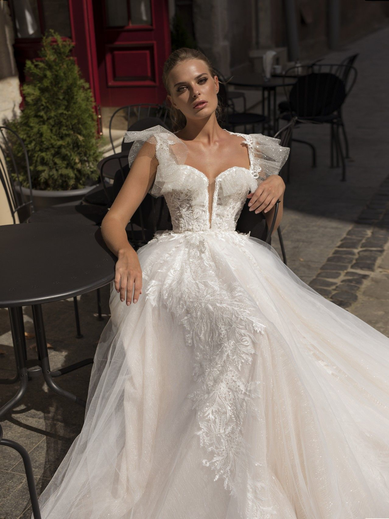 Liv Amor Collection Noya By Riki Dalal Wedding Dresses Glasgow Vintage Style Wedding Dresses Ball Gowns Wedding