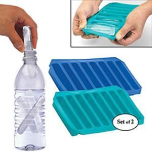 Progressive International PLIR-3 Set of 2 Ice Sticks Flexible Ice Trays