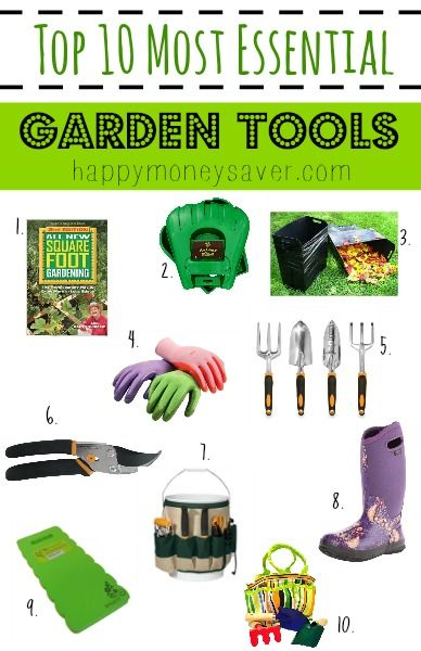 A List Of The Most Essential Gardening Equipment This Is Perfect Supplies To Have For Upcoming Garden Season