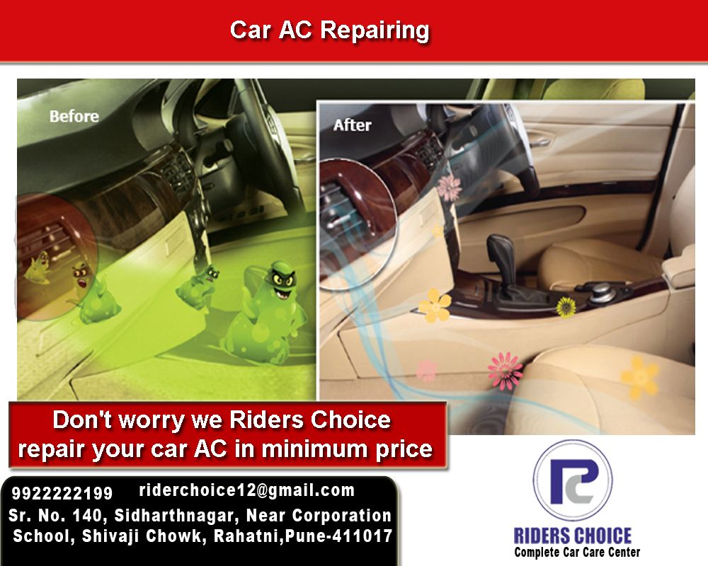 When auto air conditioning systems break down, refrigerant