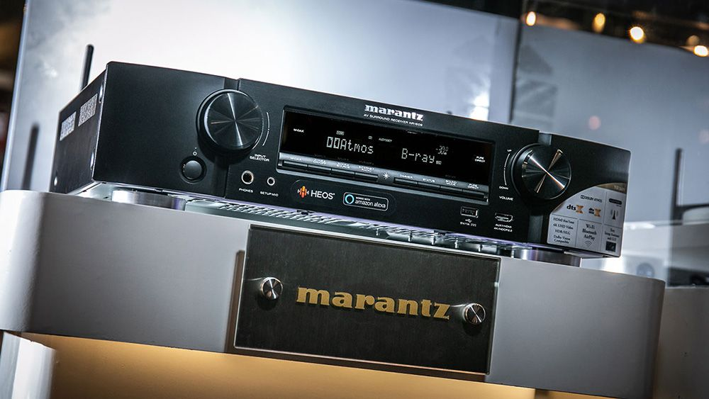 Review Yamaha Rxv485 Av Receiver 4k Bypass