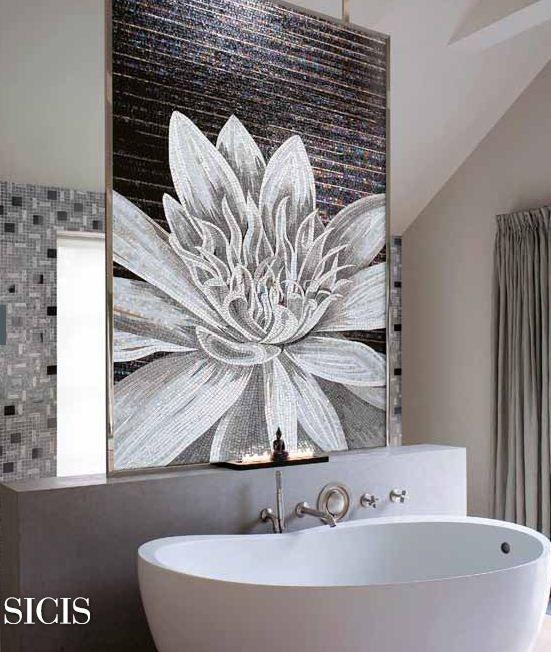 SICIS Flower Power Mosaic