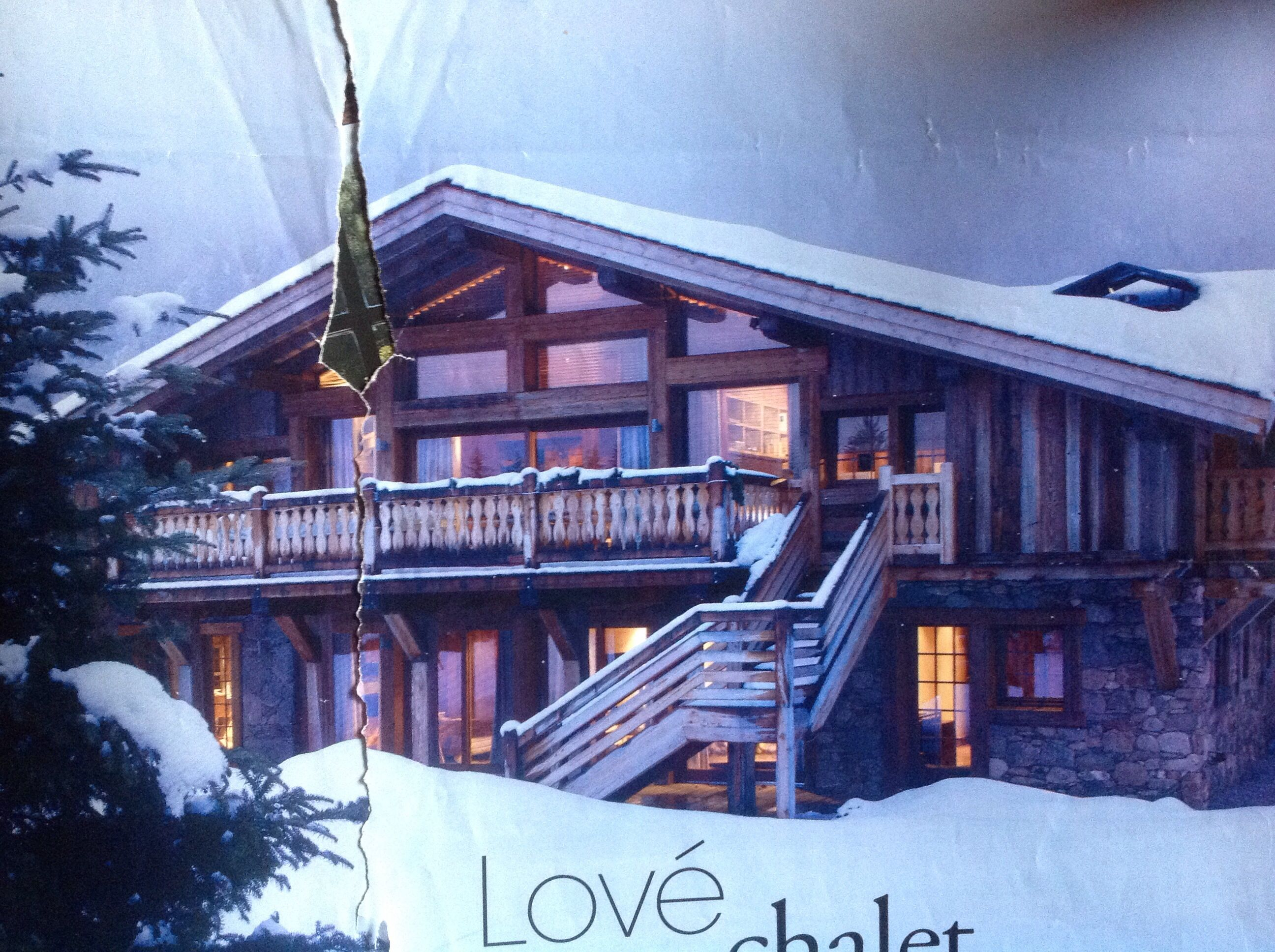 Exterior Simply Home Exterior Swiss Chalet