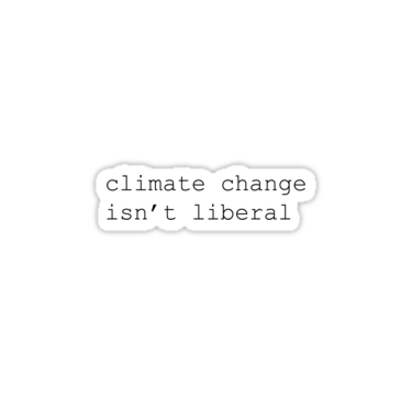 climate change isn t