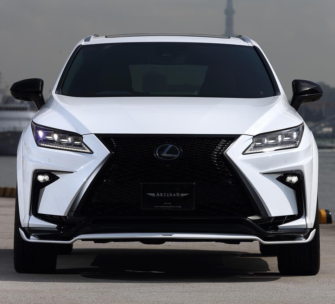 Lexus RX Fsport Artisansporits/// Sportsline Blacklabel