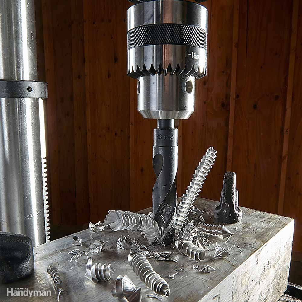 12 Tips For Drilling Holes In Metal Metal Working Tools Metal Workshop Drill