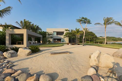 An Atypical Mexican Beach House Casa La Punta By Elías Rizo Arquitectos In Architecture Category