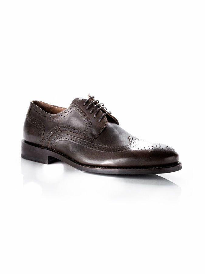 sprzedaż hurtowa całkiem miło oficjalny sklep Wittchen, eleganckie buty skórzane, kolor brązowy, super ...
