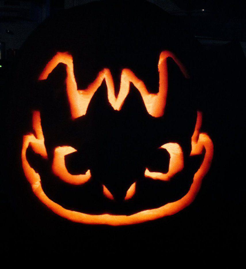 toothless jack o lantern pattern  HTTYD Toothless Pumpkin by HarvestMoonFreak5 on DeviantArt ...