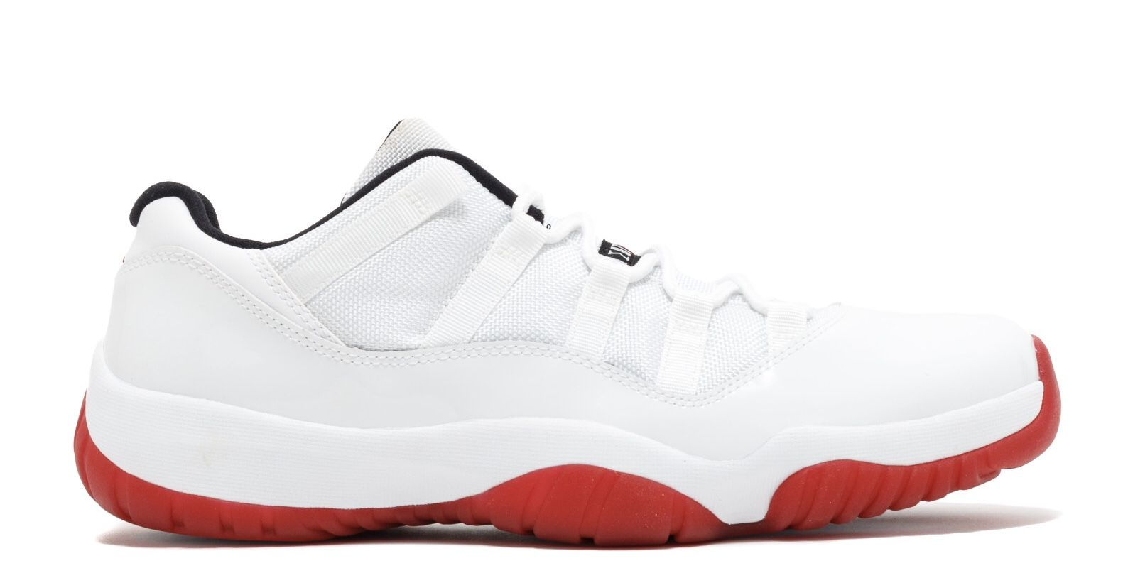 19e96c1cb14 Jordan Retro 11 Low (Red bottom)