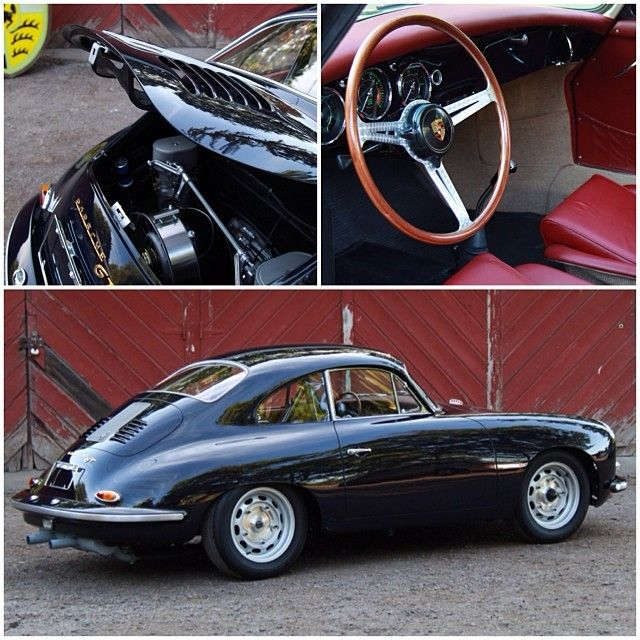 "From 356 400: Rodemory: ""1960 Porsche 356 Emory Outlaw. 901 Rear"