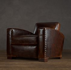 Chairs Restoration Hardware Ultimate Cigar Chair For Milo