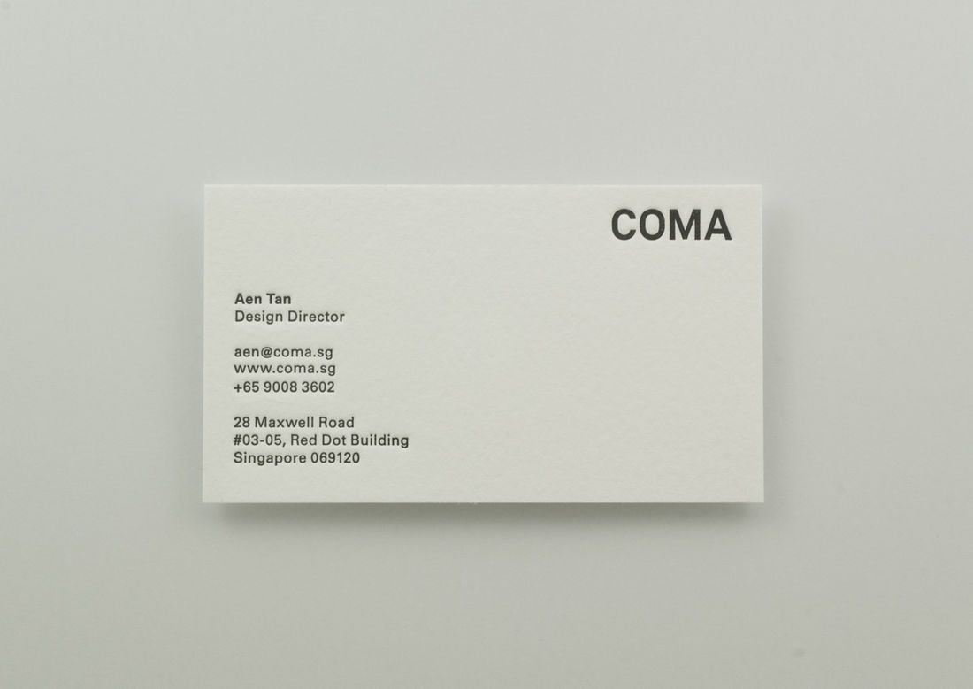 Paul Rand Name Card Google Illustration Graphics