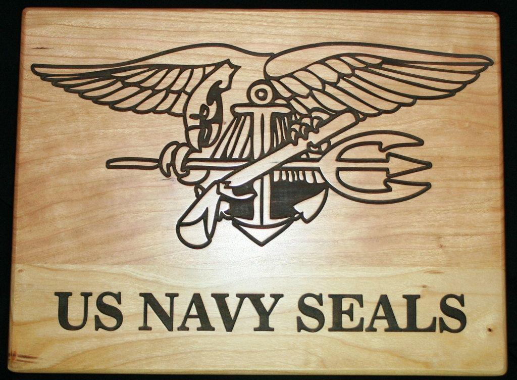 Pin on Custom Laser Engraved Navy Cutting Board
