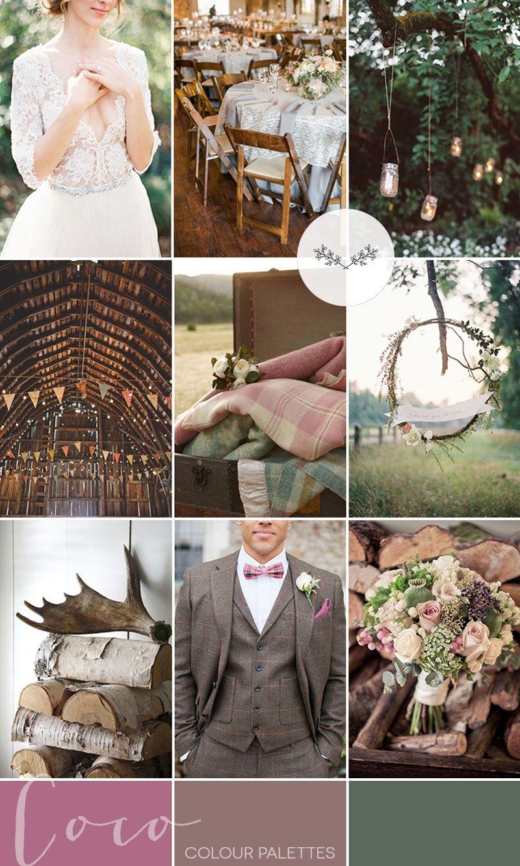 Early Autumn Wedding Inspiration