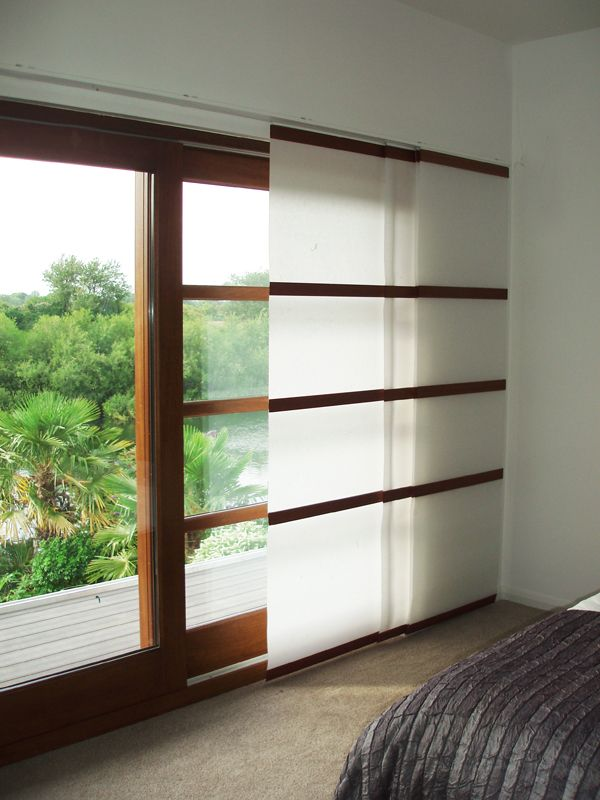 Japanese Blinds Www Japanesepanels Com Japanese Living Rooms Japanese Style Bedroom Japanese Home Design