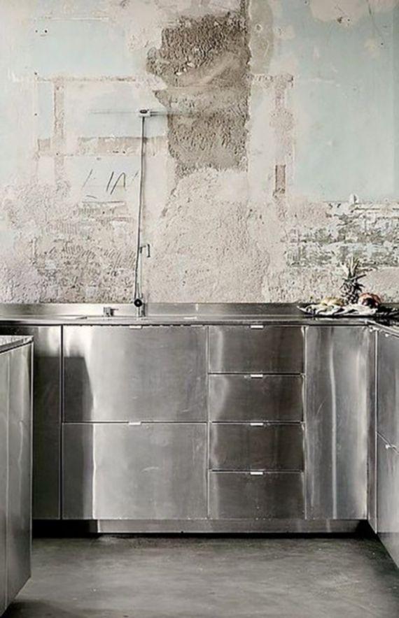 Tendencias en decoración paredes de cemento Pinterest Wall - paredes de cemento