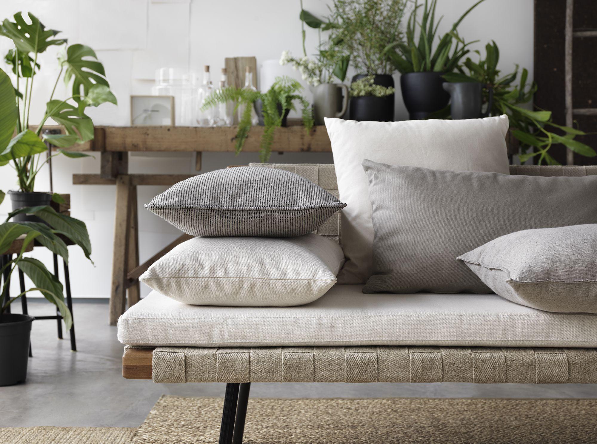 Housses de coussin : IKEA : les nouveautés de l'été 2015 - Journal des Femmes