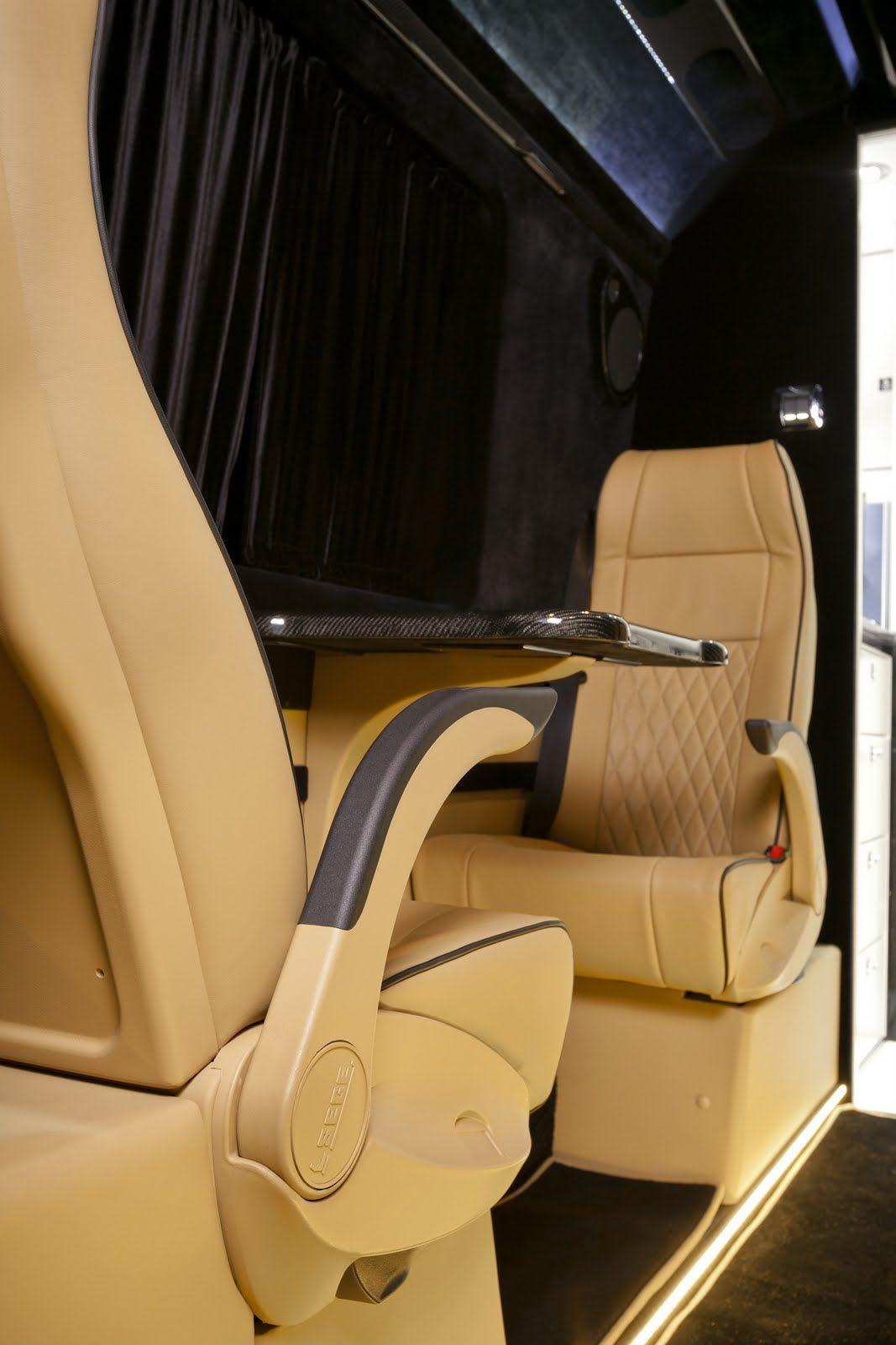 Klassen Excellence Sprinter Mercedes-Benz MSD 1201 Family Company