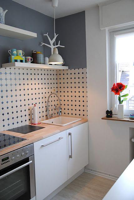 nette Küche