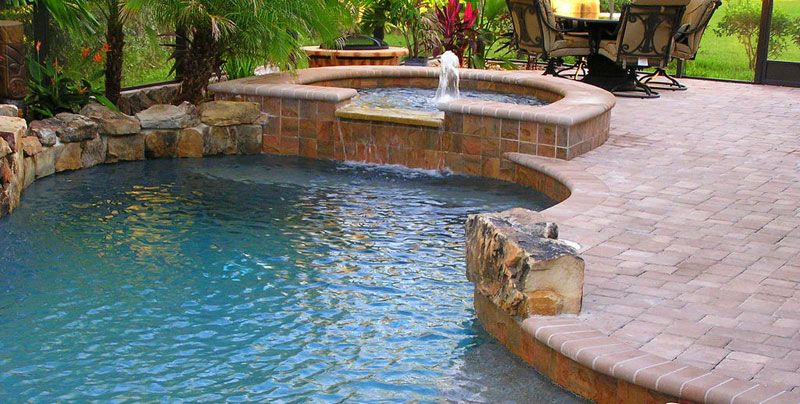 Swimming Pool Builders In Tampa Contractors The