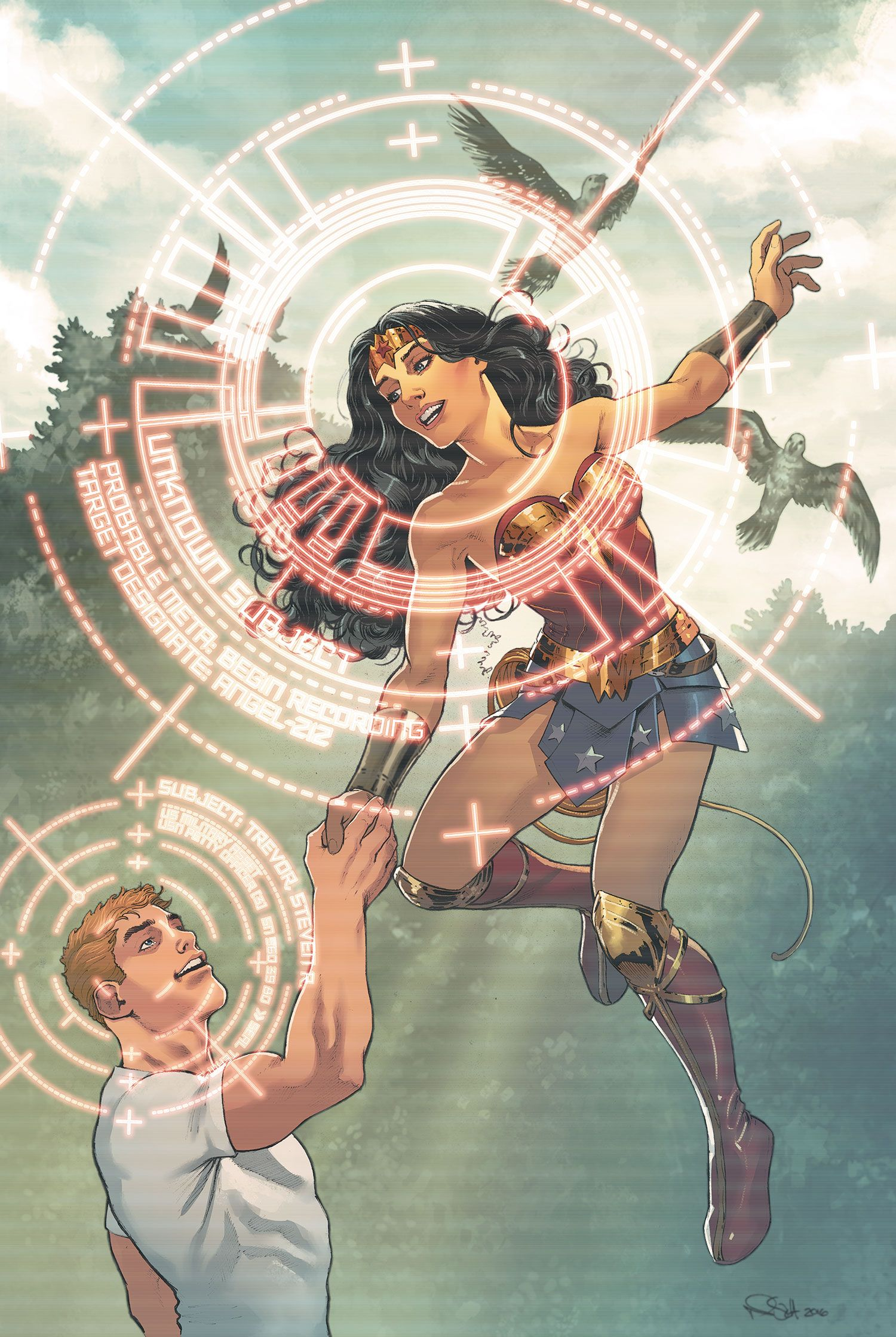 Wonder Woman #10 - NICOLA SCOTT   Wonder woman, Comic art, Comics