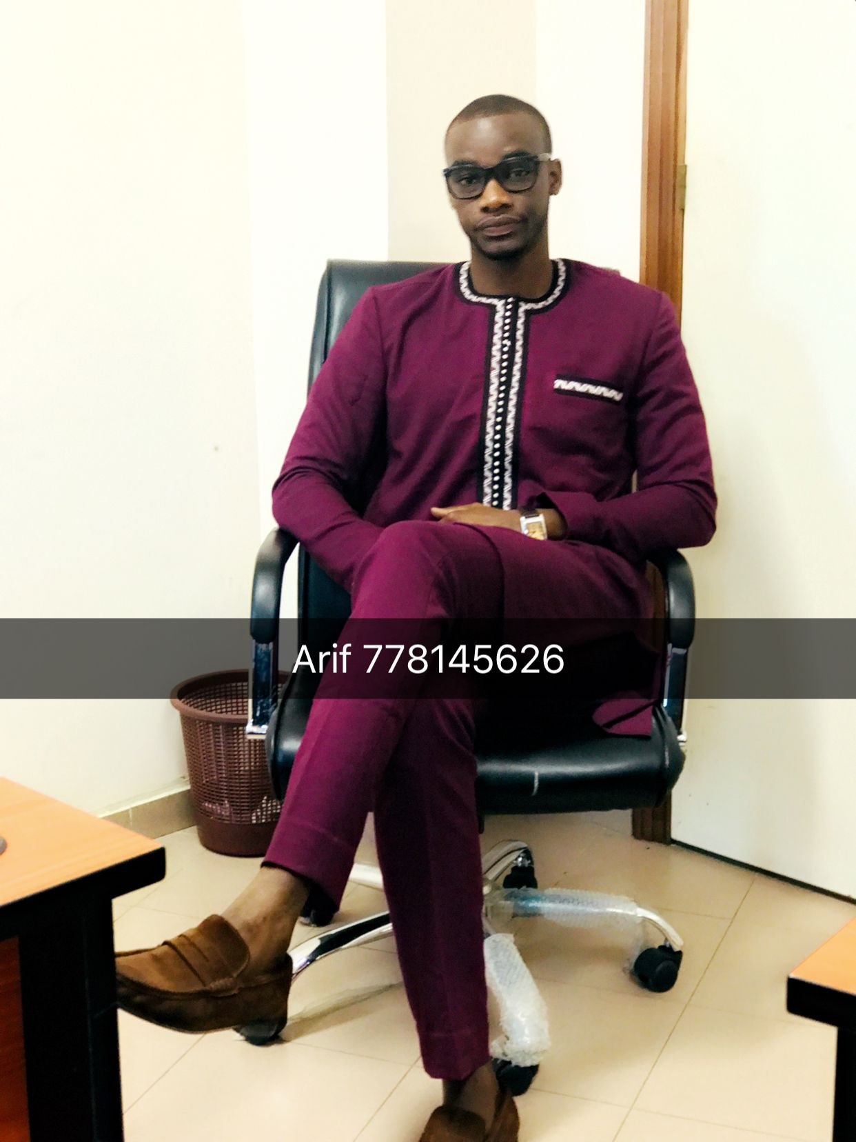 costume africain by Arif