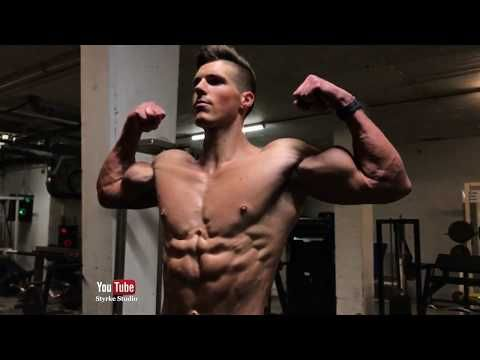 Fitness Music - Ripped Fitness Model Workout Powerjoel Styrke Studio  #Fitness Fitness & Diets : Mov...