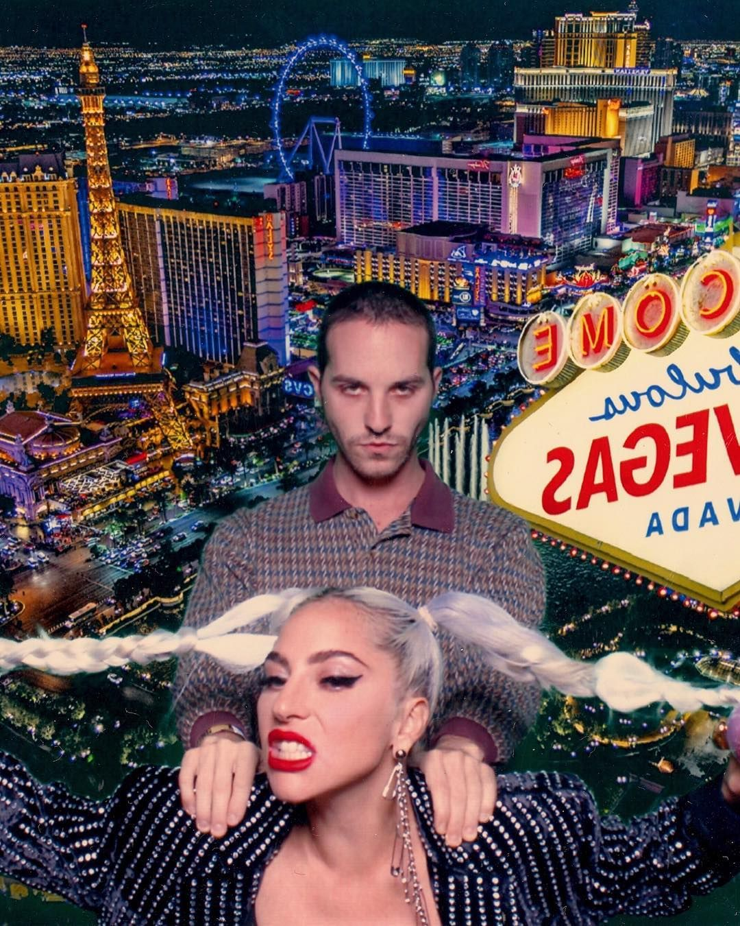98c68a54f2b Lady Gaga is going ready to her Las Vegas Residency with Eli Russell  Linnetz.  gagaVEGAS  LadyGaga ENIGMA