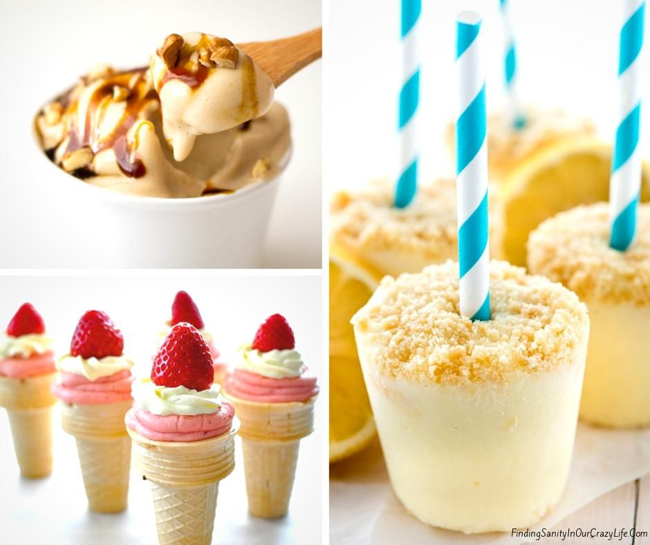 31 Easy Homemade Ice Cream Recipes