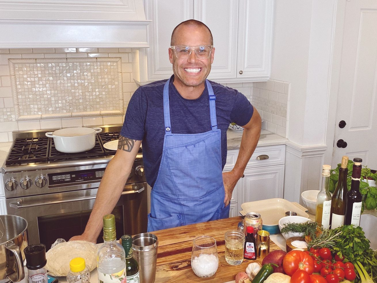 Brian Malarkey To Host Virtual Cooking Classes Cooking Classes Cooking Asian Street Food