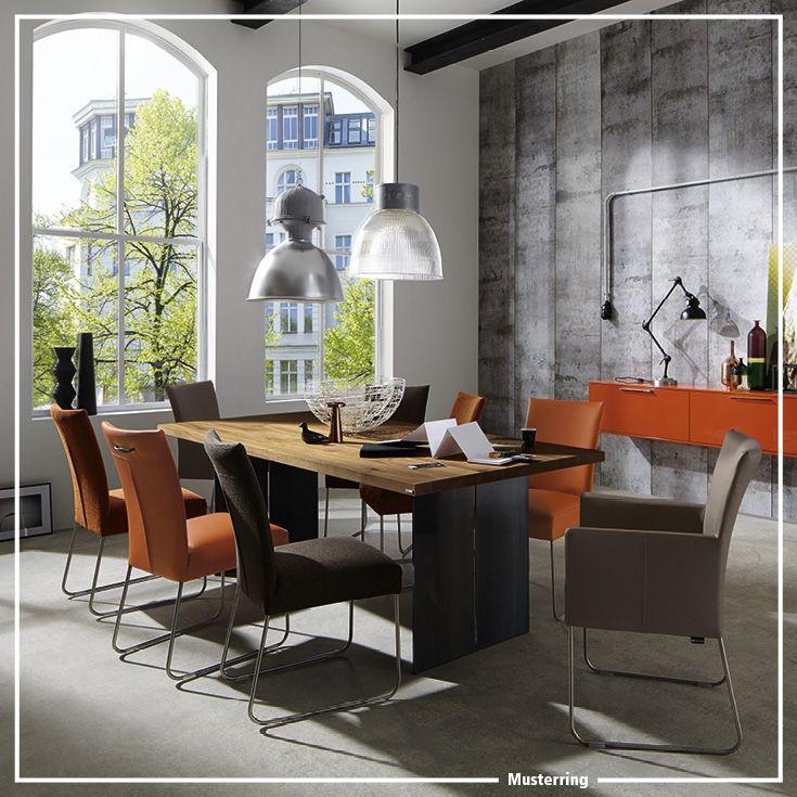 Musterring HELIOS Speisezimmer dining room Speisezimmer - esszimmer mobel musterring