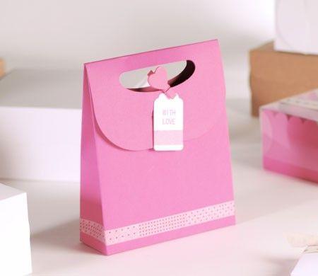 Como Hacer Cajitas De Carton Para Bisuteria Buscar Con Google Bolsas De Regalo Hacer Cajitas De Carton Empaque De Joyería