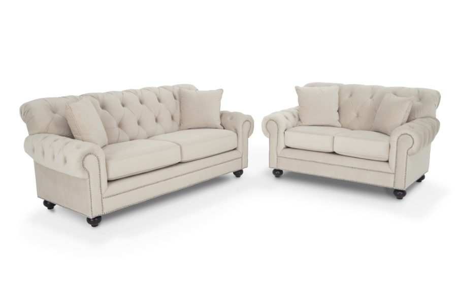 Victoria At Bobu0027s Discount Furniture (sofa $549, Both $999)