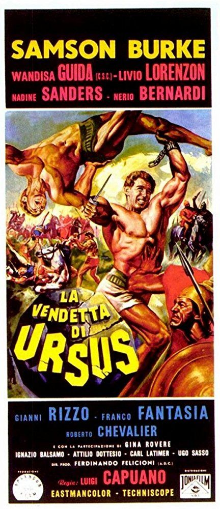 Watch The Vengeance of Ursus Full-Movie Streaming