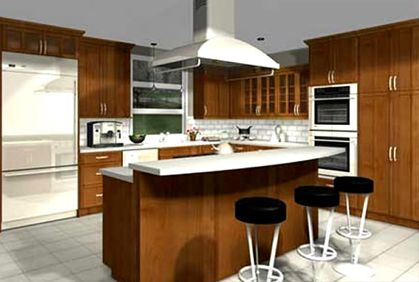 Kitchen Design Software Free Downloads & 2017 Reviews  Kitchens Extraordinary Free Software Kitchen Design Design Inspiration