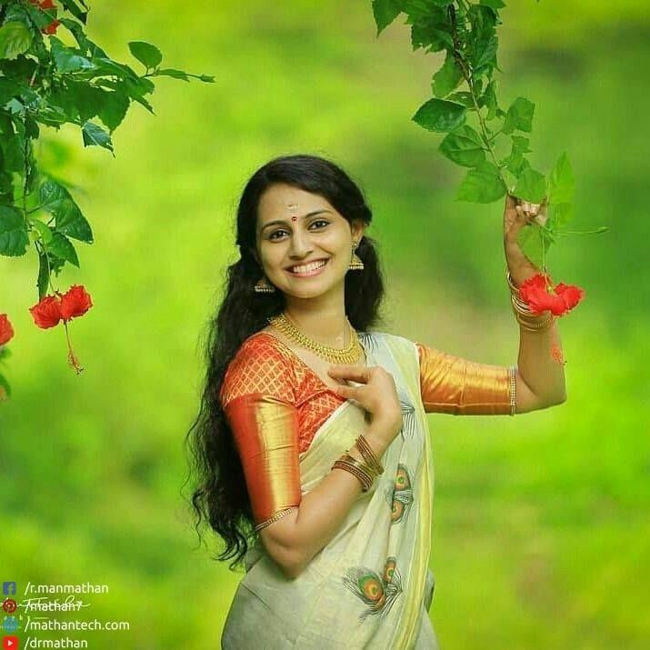 Friends Wedding Hairstyles Kerala: #longhair #openhair Queens #mallugirls #keralagirls #mallu