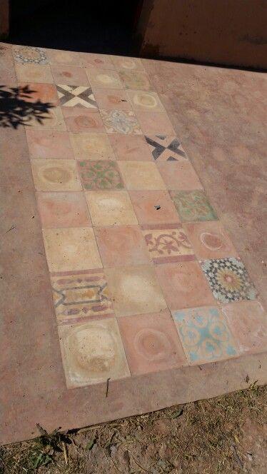 Carreaux de ciment _Maroc _ carrelage Pinterest Carrelage de