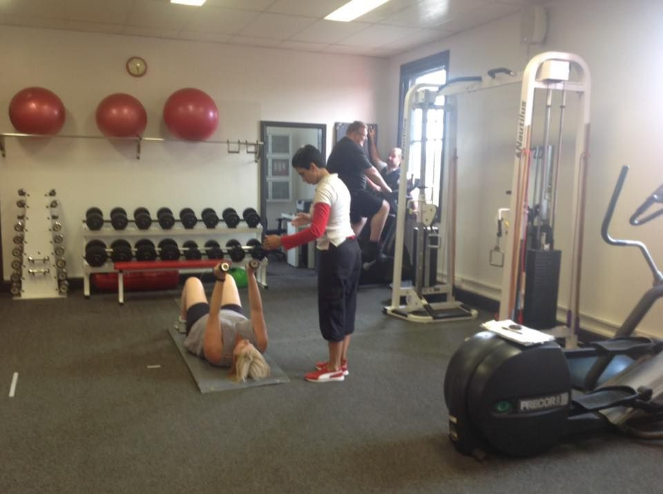 Personal Trainer | Senior fitness, Personal trainer, Gym ...