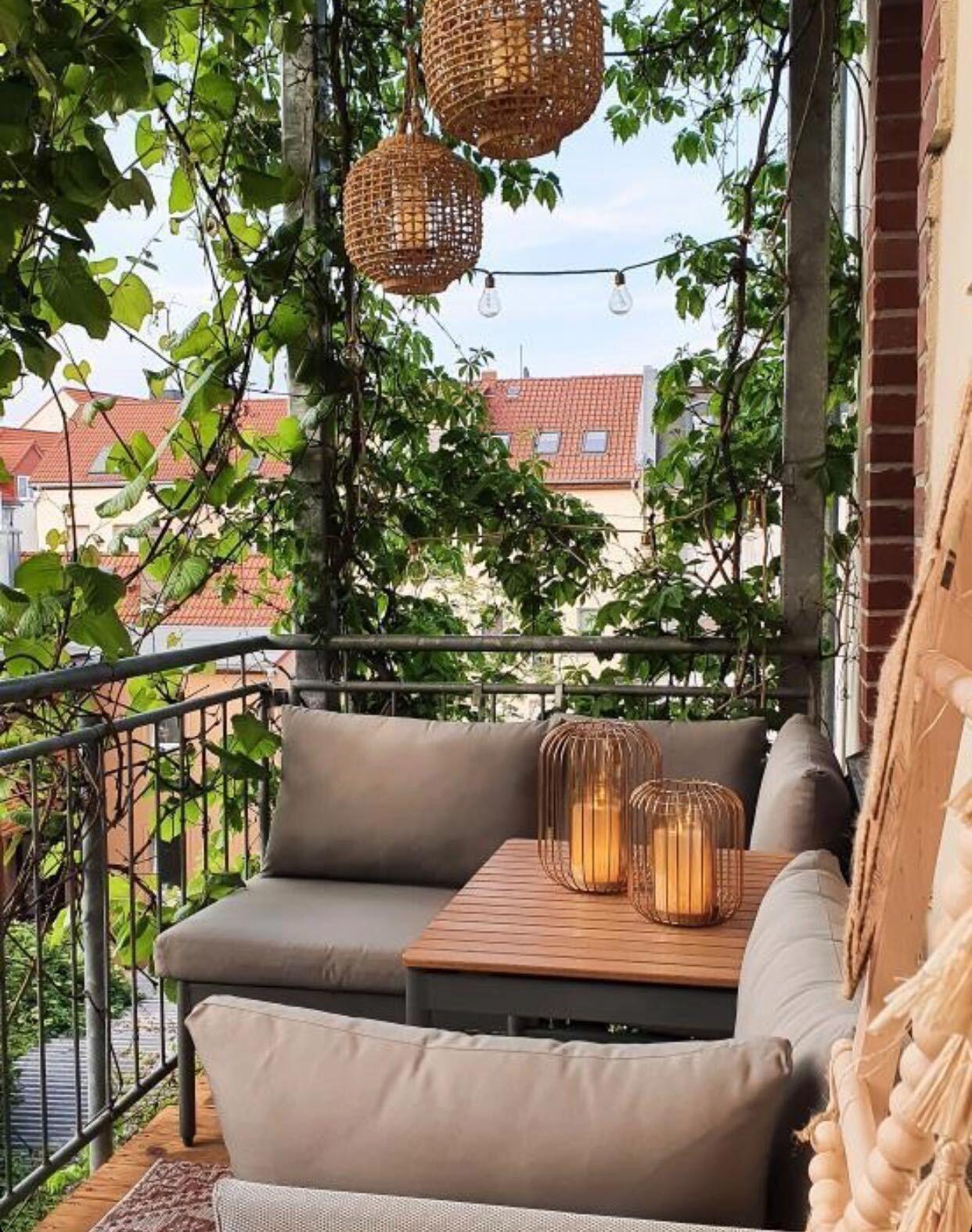 Entspannte Sommertage auf Deinem Balkon oder Garten!�� | DEPOT �
