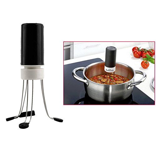 Ustensile de cuisine Automatic Handfree Food Sauce Auto Agitateur Stir Whisk