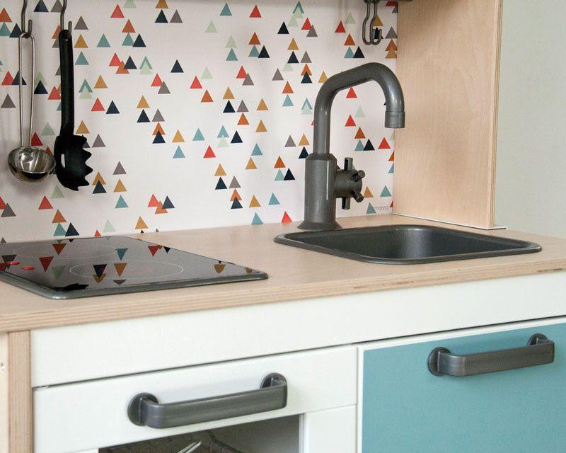 Aufkleber, Sticker und Folien für IKEA Spielküche DUKTIG - Limmaland ...