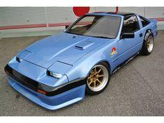 80shero The Light Blue Z31 Street Rods Nissan 300zx Nissan