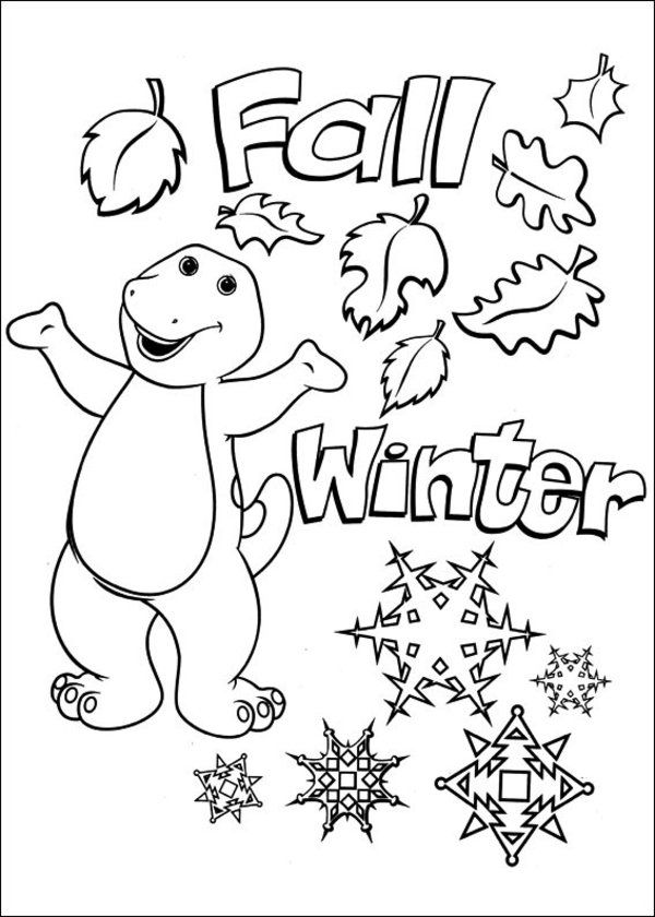 barney and friends coloring pages picture 27 free barney and - Barney Coloring Book
