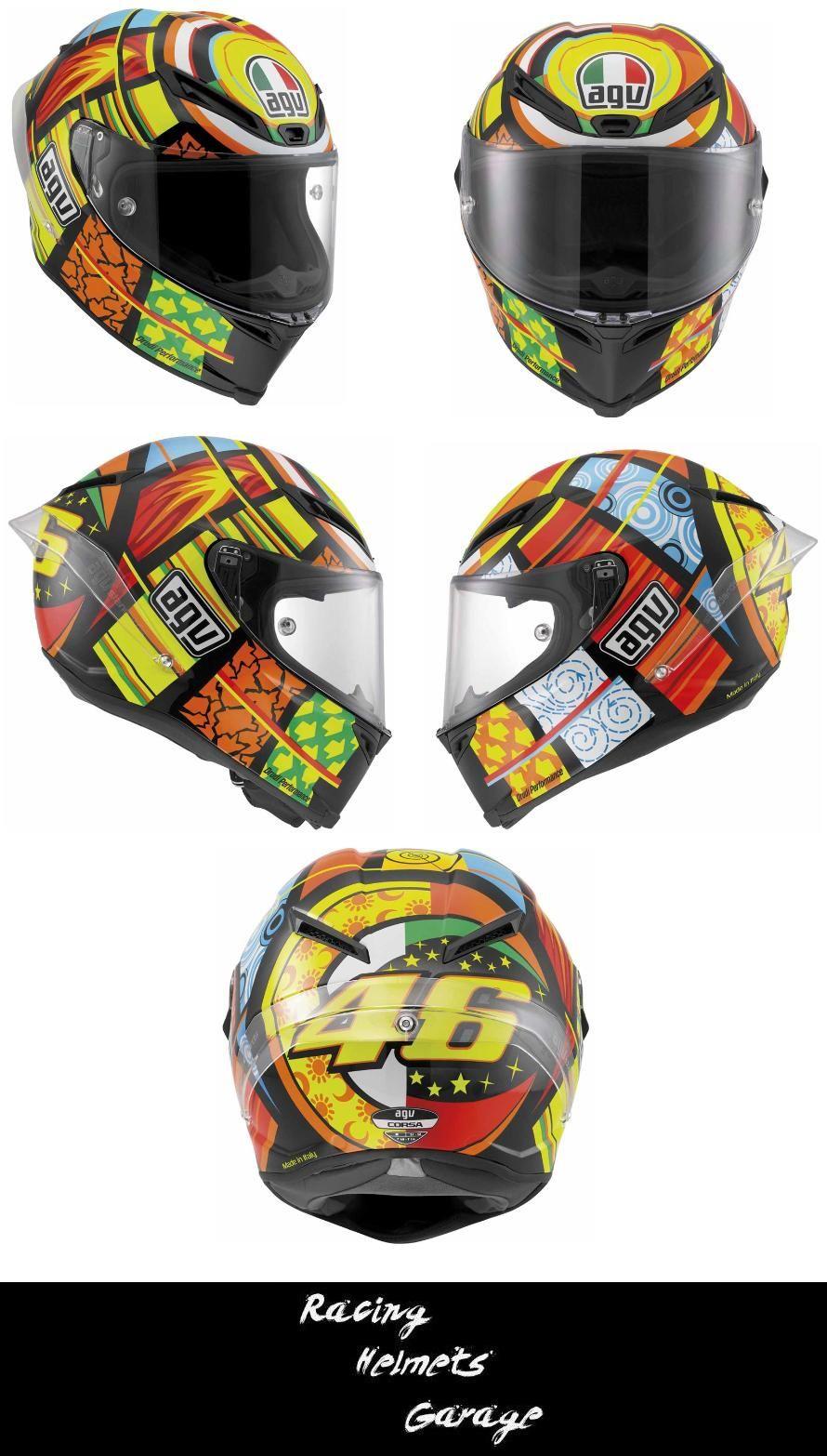 10 Ide Helmet Design Pelangi Seni Gambar
