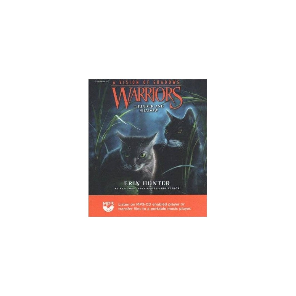 Warriors: A Vision of Shadows #2: Thunder and Shadow - (Warriors: A
