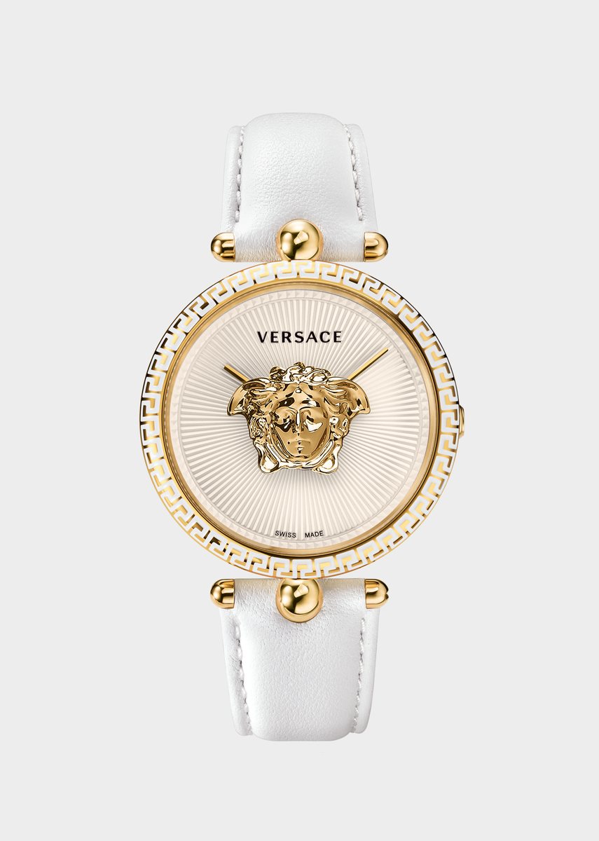 24e3b92db4 Versace White Palazzo Empire Watch | Watches | Versace jewelry ...