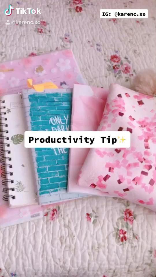 Effective Productivity Tip