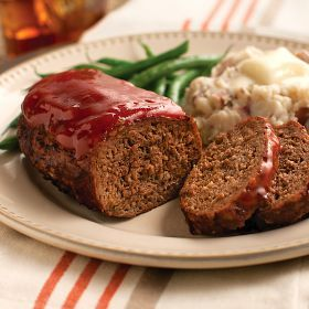 2 6 Oz Individual Home Style Meatloaves Omaha Steaks Cooking Recipes Meat Gifts
